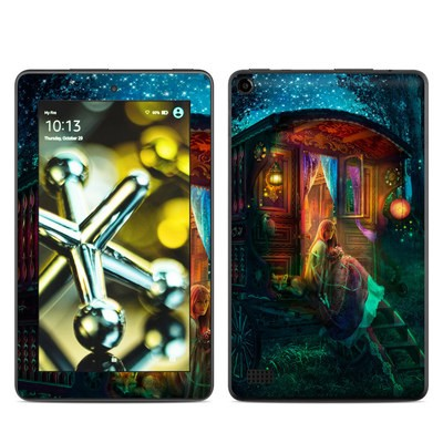 Amazon Kindle Fire 5th Gen Skin - Gypsy Firefly