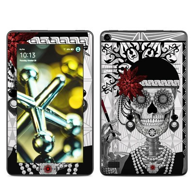Amazon Kindle Fire 5th Gen Skin - Mrs Gloria Vanderbone