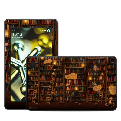 Amazon Kindle Fire 5th Gen Skin - Google Data Center