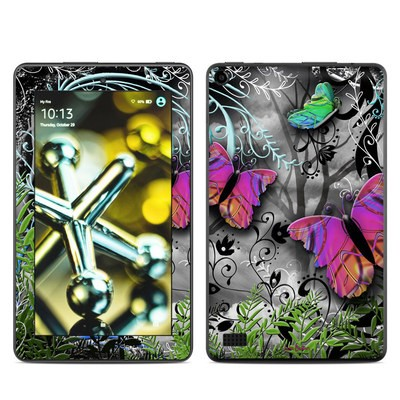 Amazon Kindle Fire 5th Gen Skin - Goth Forest