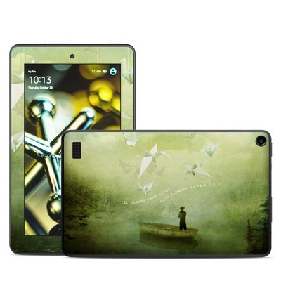 Amazon Kindle Fire 5th Gen Skin - If Wishes