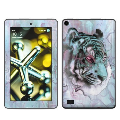 Amazon Kindle Fire 5th Gen Skin - Illusive by Nature