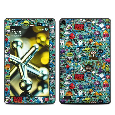 Amazon Kindle Fire 5th Gen Skin - Jewel Thief