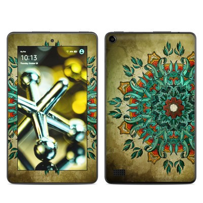 Amazon Kindle Fire 5th Gen Skin - Mandela