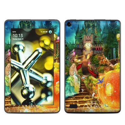 Amazon Kindle Fire 5th Gen Skin - Midnight Fairytale
