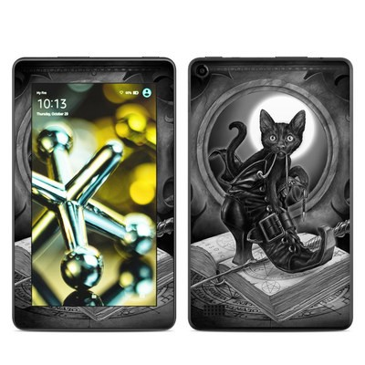 Amazon Kindle Fire 5th Gen Skin - Midnight Mischief