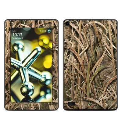 Amazon Kindle Fire 5th Gen Skin - Shadow Grass Blades