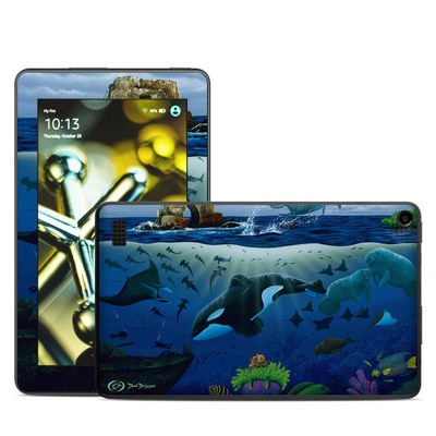 Amazon Kindle Fire 5th Gen Skin - Oceans For Youth