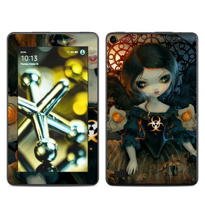 Amazon Kindle Fire 5th Gen Skin - Pestilence