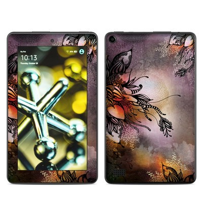 Amazon Kindle Fire 5th Gen Skin - Purple Rain