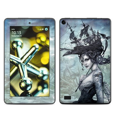 Amazon Kindle Fire 5th Gen Skin - Raventide