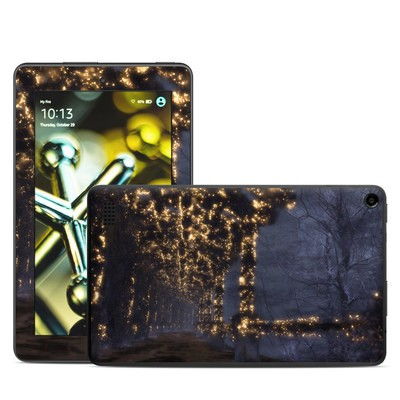 Amazon Kindle Fire 5th Gen Skin - Shaded Path