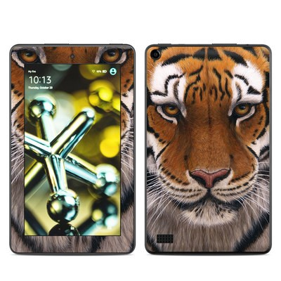 Amazon Kindle Fire 5th Gen Skin - Siberian Tiger