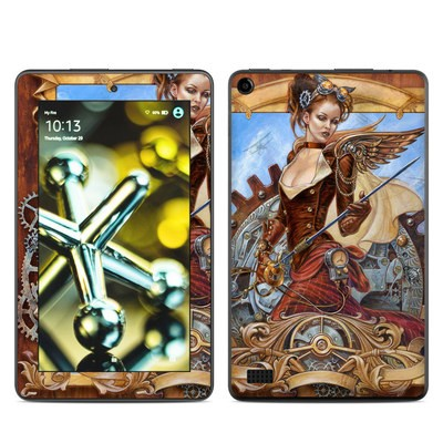 Amazon Kindle Fire 5th Gen Skin - Steam Jenny