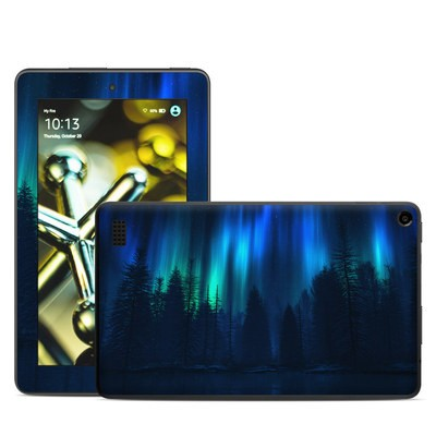 Amazon Kindle Fire 5th Gen Skin - Song of the Sky
