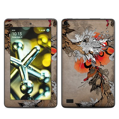 Amazon Kindle Fire 5th Gen Skin - Sonnet