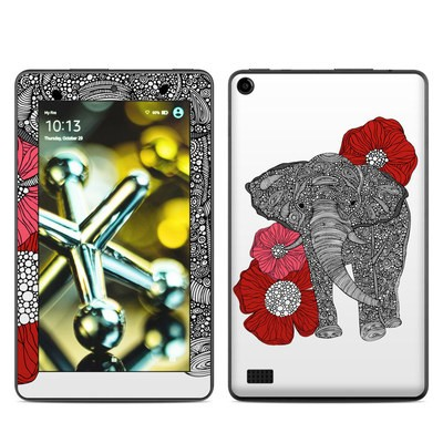 Amazon Kindle Fire 5th Gen Skin - The Elephant