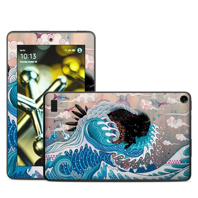 Amazon Kindle Fire 5th Gen Skin - Unstoppabull