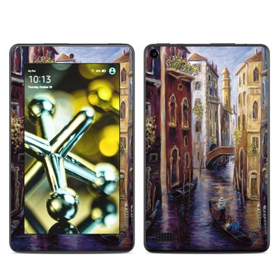 Amazon Kindle Fire 5th Gen Skin - Venezia