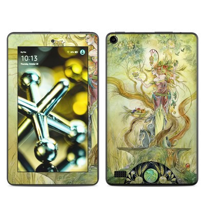 Amazon Kindle Fire 5th Gen Skin - Virgo