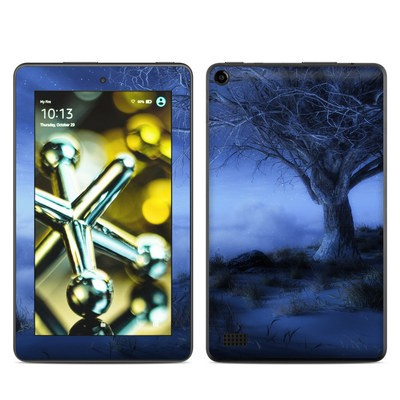 Amazon Kindle Fire 5th Gen Skin - World's Edge Winter