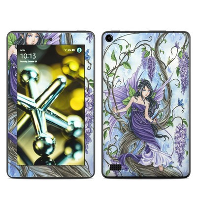 Amazon Kindle Fire 5th Gen Skin - Wisteria
