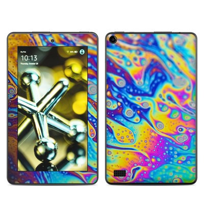Amazon Kindle Fire 5th Gen Skin - World of Soap