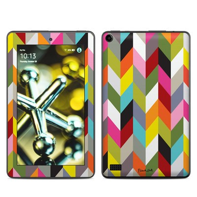 Amazon Kindle Fire 5th Gen Skin - Ziggy Condensed