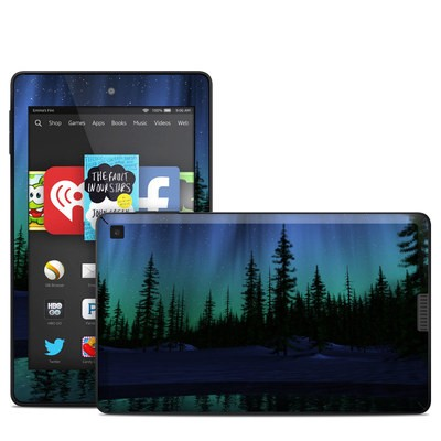 Amazon Kindle Fire HD 6in Skin - Aurora