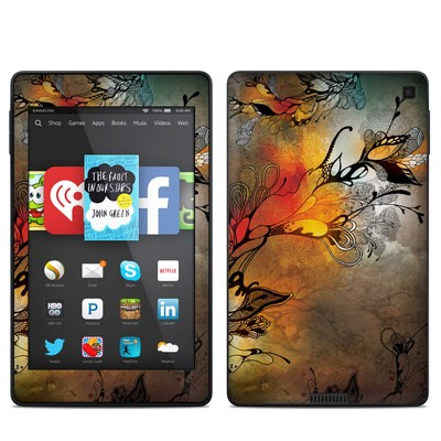 Amazon Kindle Fire HD 6in Skin - Before The Storm