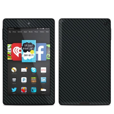Amazon Kindle Fire HD 6in Skin - Carbon