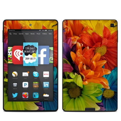 Amazon Kindle Fire HD 6in Skin - Colours