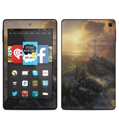 Amazon Kindle Fire HD 6in Skin - The Cross