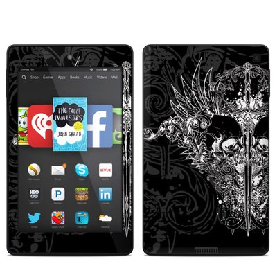 Amazon Kindle Fire HD 6in Skin - Darkside
