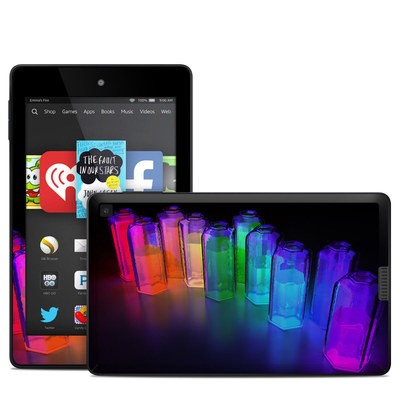 Amazon Kindle Fire HD 6in Skin - Dispersion