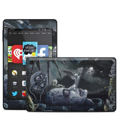 Amazon Kindle Fire HD 6in Skin - Dreams