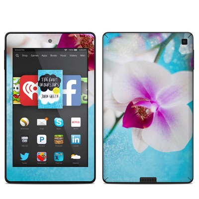 Amazon Kindle Fire HD 6in Skin - Eva's Flower