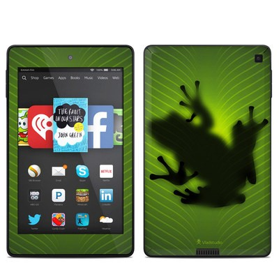 Amazon Kindle Fire HD 6in Skin - Frog