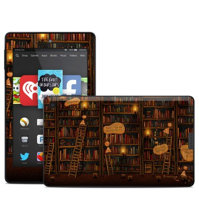 Amazon Kindle Fire HD 6in Skin - Google Data Center