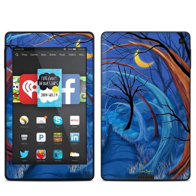 Amazon Kindle Fire HD 6in Skin - Ichabods Forest