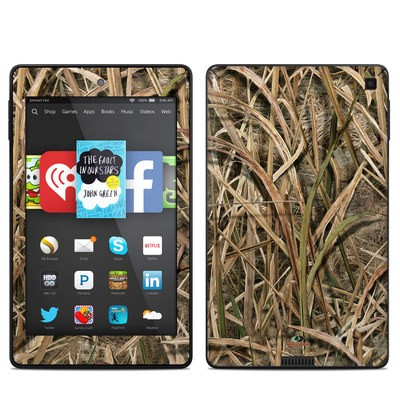 Amazon Kindle Fire HD 6in Skin - Shadow Grass Blades