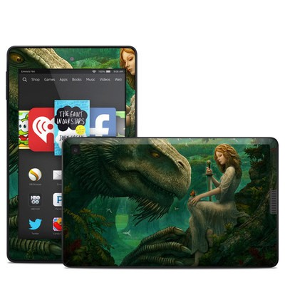 Amazon Kindle Fire HD 6in Skin - Playmates