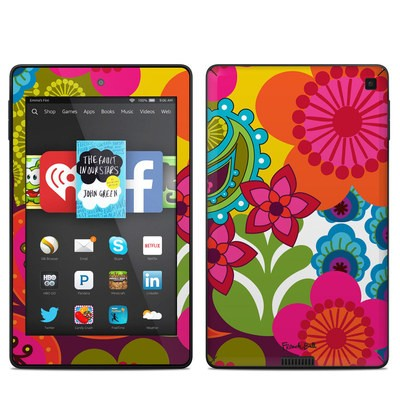 Amazon Kindle Fire HD 6in Skin - Raj