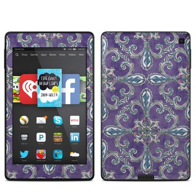 Amazon Kindle Fire HD 6in Skin - Royal Crown