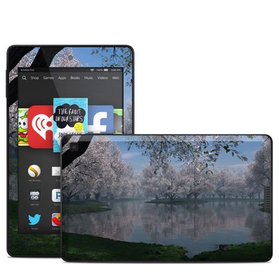Amazon Kindle Fire HD 6in Skin - Sakura