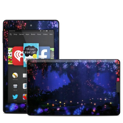 Amazon Kindle Fire HD 6in Skin - Satori Night