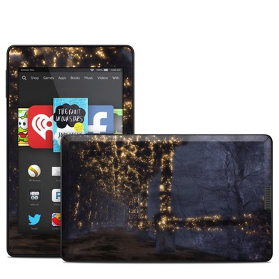 Amazon Kindle Fire HD 6in Skin - Shaded Path