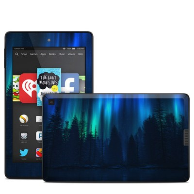Amazon Kindle Fire HD 6in Skin - Song of the Sky