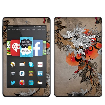 Amazon Kindle Fire HD 6in Skin - Sonnet