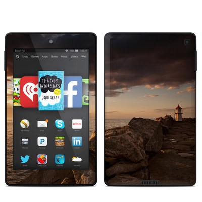 Amazon Kindle Fire HD 6in Skin - Sunset Beacon